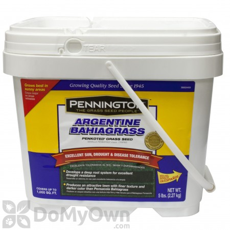 Pennington Argentine Bahiagrass Penkoted Pail