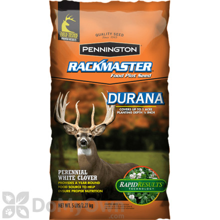 Pennington Rackmaster Durana White Clover