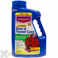 Bio Advanced 2 In 1 Systemic Rose & Flower Care