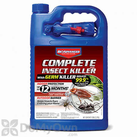 Bio Advanced Complete Brand Insect Killer with Germ Killer RTU