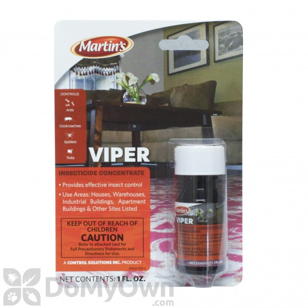 Martins Viper Insecticide Concentrate