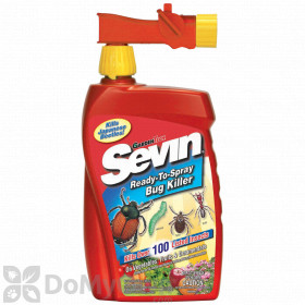 Sevin Ready to Spray Insect Killer