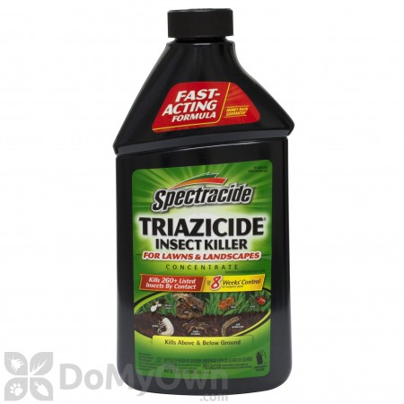 Spectracide Triazicide Once & Done Insect Killer Concentrate