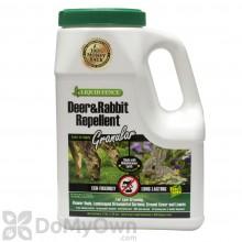 Liquid Fence Granular Deer & Rabbit Repellent