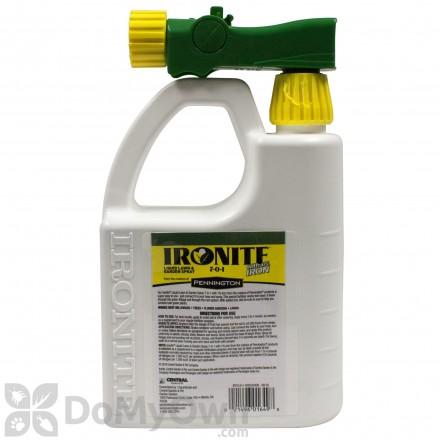 Ironite Plus Lawn & Garden Ready-To-Spray 7-0-1