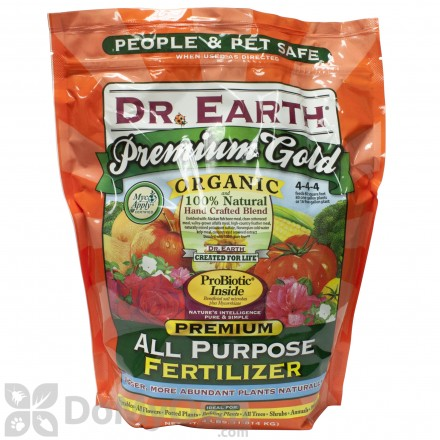 Dr Earth Organic 7 All Purpose Fertilizer