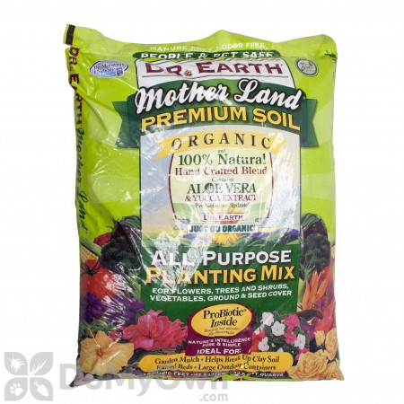 Dr Earth Motherland Organic All Purpose Planting Mix