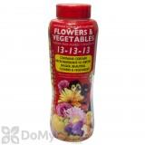 Dynamite Flower & Vegetable Plant Food 13-13-13  2 lbs.