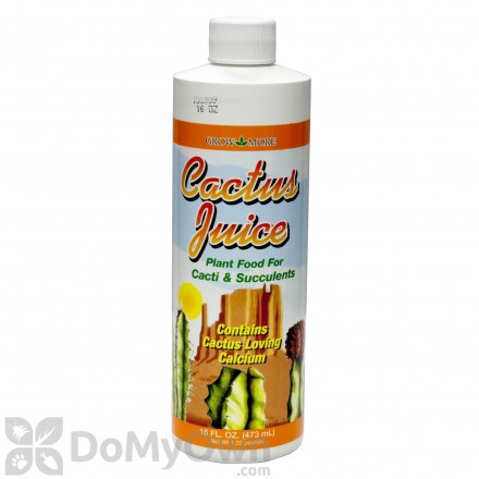 Grow More Cactus Juice Plant Food