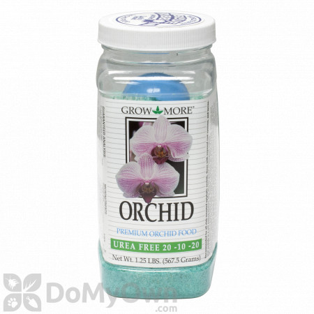 Grow More Orchid Food Urea Free 20-10-20