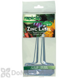 Luster Leaf Rapiclip Zinc Plant Labels 6 in. (4 pack)