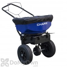 Chapin Residential Salt / Ice Melt SureSpread Broadcast Spreader 80 lb. (8201A)
