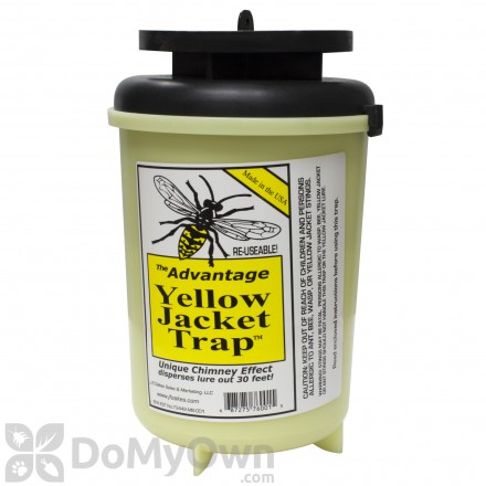 JF Oakes Advantage Yellow Jacket Traps - Southern Eastern Common and German