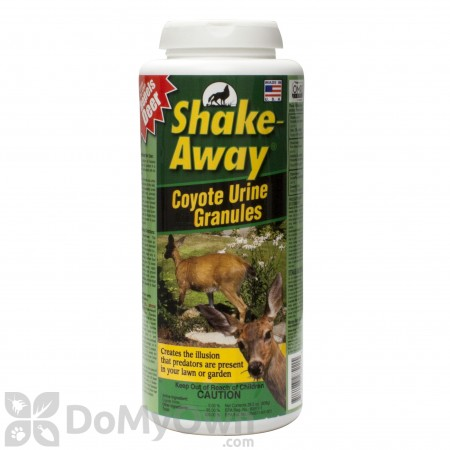 Shake-Away Coyote Urine Deer Repellent