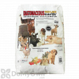 Absorbent Red Lake Earth Diatomaceous Earth Fine Granular - 40 lb
