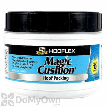 Absorbine Hooflex Magic Cushion Hoof Packing