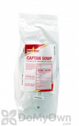 Captan 50WP Fungicide