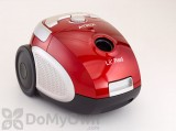 Atrix 110V Lil Red HEPA Canister Vacuum