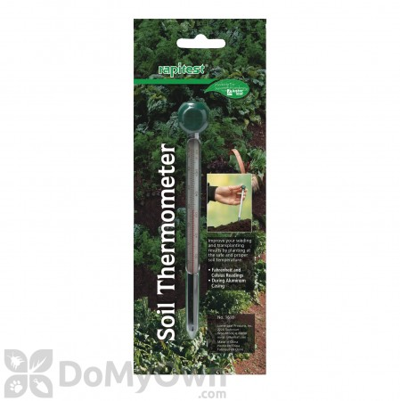 Taylor Precision Products Soil Testing Thermometer