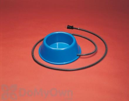 Allied Precision Plastic Heated Bowl - 1 Quart (1B)