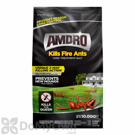 Amdro Yard Treatment Fire Ant Bait Granules