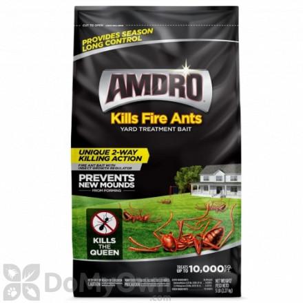 Amdro Kills Fire Ants Yard Treatment Bait Granules