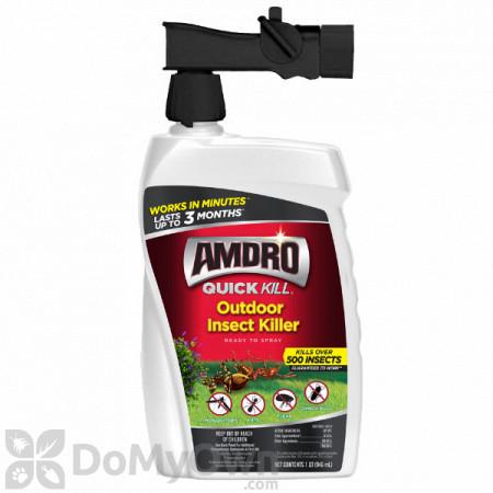 Amdro Quick Kill Outdoor Insect Killer Ready to Spray