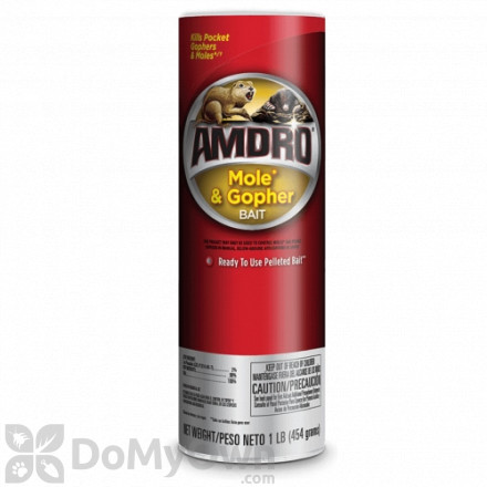 Amdro Mole and Gopher Bait