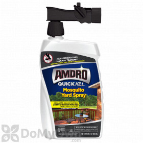 Amdro Quick Kill Mosquito Yard Spray