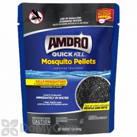 Amdro Quick Kill Mosquito Pellets