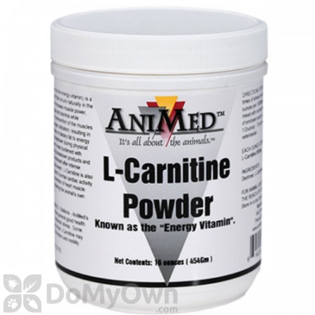 AniMed L - Carnitine Powder