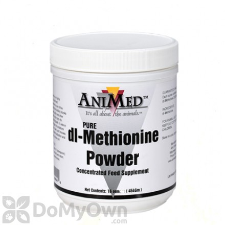AniMed Pure dl-Methionine Powder
