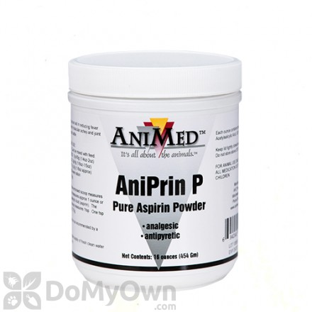 AniMed AniPrin P Aspirin Powder