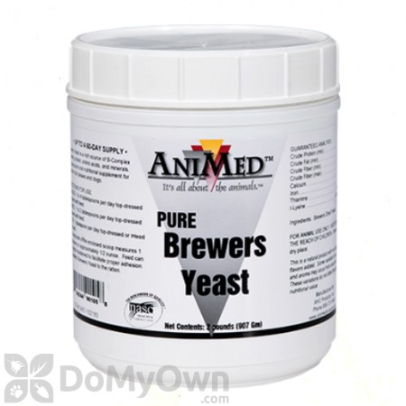 AniMed Pure Brewers Yeast Oral Supplement