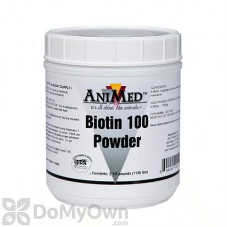 AniMed Biotin 100 Supplement for Horses