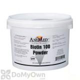 AniMed Biotin 100 Supplement for Horses 5 lbs.