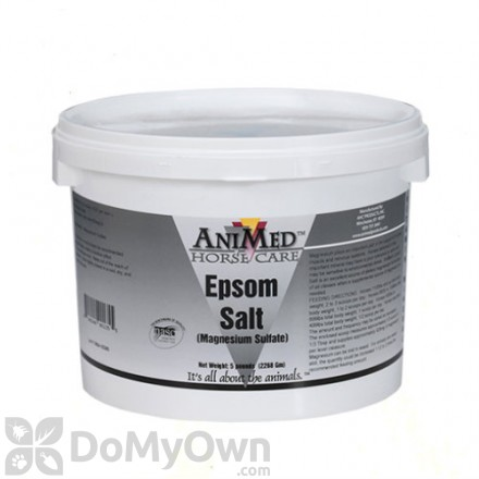 AniMed Epsom Salt Supplement for Horses