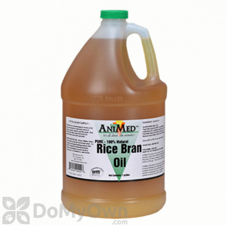 AniMed Pure Rice Bran Oil