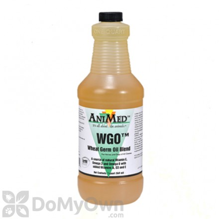 AniMed Wheat Germ Oil Blend Supplement