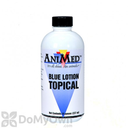 AniMed Blue Lotion Marker
