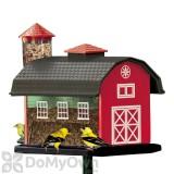 Artline Red Barn Combo Bird Feeder (6290)