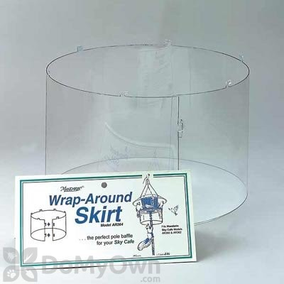 Arundale Wrap Around Skirt Squirrel Baffle (AR364)