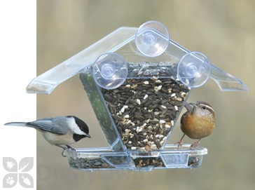 Aspects Window Cafe Hopper Bird Feeder (155)