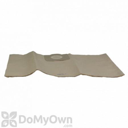 Atrix Paper Bags for Antimicrobial Vacuum - 5 Pack