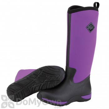 Muck Boots Arctic Adventure Women\'s Black / Purple Boot