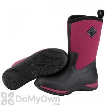 Muck Boots Arctic Weekend Women\'s Black / Maroon Boot