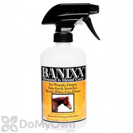 Banixx Wound and Hoof Care