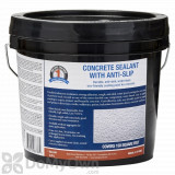 Bare Ground One Shot Clear Concrete Sealant with Anti - Slip