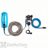 Bare Ground Klearway Driveway Deicing System