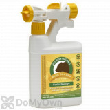 Bare Ground Just Scentsational Garlic Scentry Concentrate with Mixing Hose End Sprayer